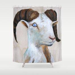 Corsican Ram Shower Curtain