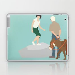 Kidnapping Caucasian Style Laptop & iPad Skin
