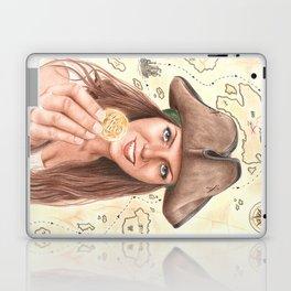 The treasure is finally mine Laptop & iPad Skin
