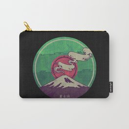 Mt. Fuji Carry-All Pouch