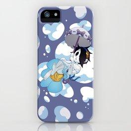 Parasol Isaac iPhone Case