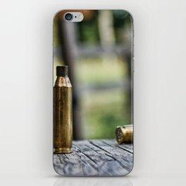 Empty Shell iPhone Skin