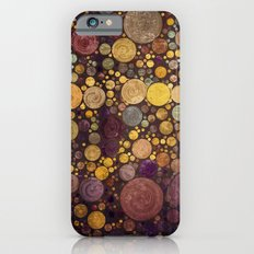 Enchanted Autumn -- Painterly Abstract Fall Color Magic iPhone 6s Slim Case