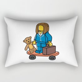 Young at Heart Rectangular Pillow