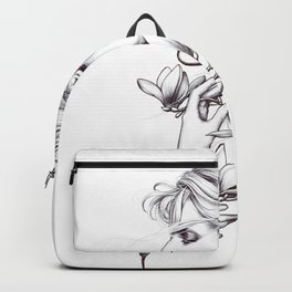 Magnolia Melancholy Backpack