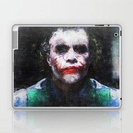 The Joker - The Clown Prince Of Gotham Laptop & iPad Skin
