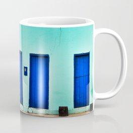 BLUE HOUSE  Coffee Mug
