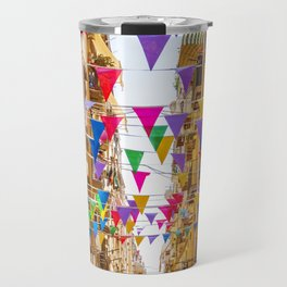 Naples, Italy Travel Mug