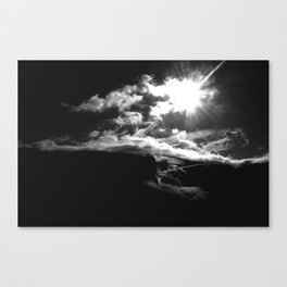 Reflecting in Unconscious Revery Canvas Print