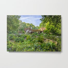 Duck Island Cottage Garden, St James's Park in London | Color | Travel Photography | Photo Print | Art Print Metal Print