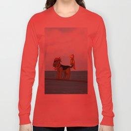 Augie Redbeard Long Sleeve T-shirt