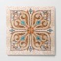 Brown Mandala 03 by serigraphonart