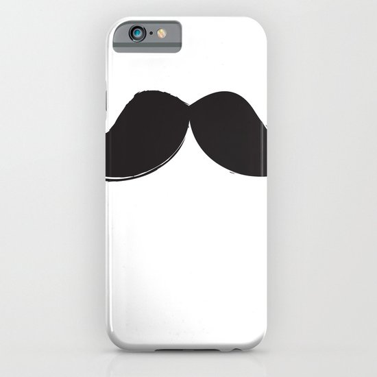 Moustache iPhone & iPod Case