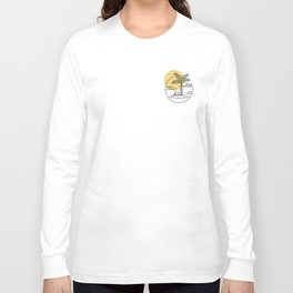Spring Break Island - Day Long Sleeve T-shirt