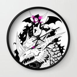 Dragon Summoner Wall Clock