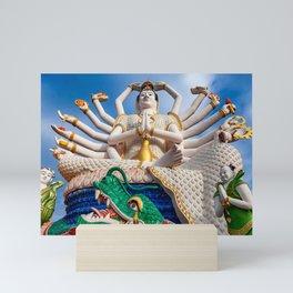 Goddess of Compassion Mini Art Print