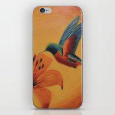 What a beauty | Qu'elle beauté iPhone & iPod Skin