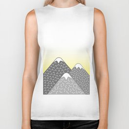 Mountains #1 Biker Tank
