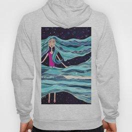 Ocean Skirt Hoody