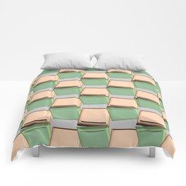 Wild Tiled Comforters