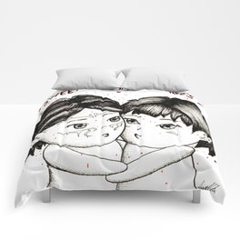 Sweet blood mages Comforters