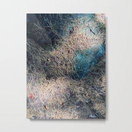 Haystack on the rocks Metal Print