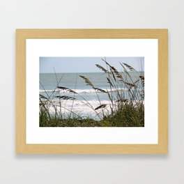 """ Sanibel Breeze""  Framed Art Print"