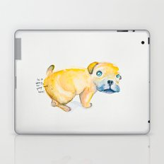 Pug Love Laptop & iPad Skin