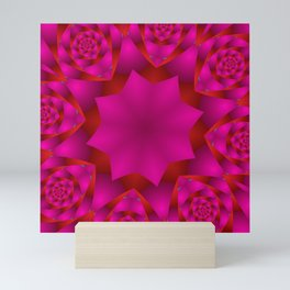 joy and energy -21- Mini Art Print