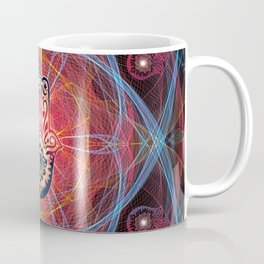 Hamsa - CHAI - Sacred Geometry Coffee Mug