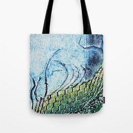 gravura colagraf landscape 01 Tote Bag