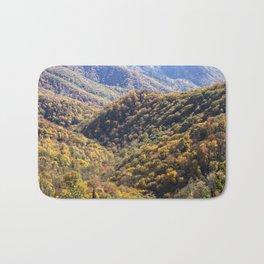 Smoky Mountain Color Bath Mat