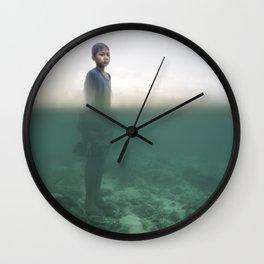 fisher boy Wall Clock
