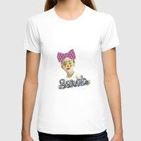 sarah paulson T-shirts featuring Sarah by Peonies