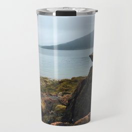Acadia Cairn Travel Mug