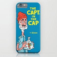 The Capt. In The Cap iPhone 6 Slim Case