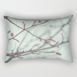 Wintermint. Rectangular Pillow