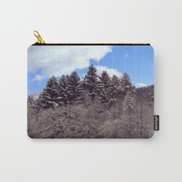 Christmas forrest Carry-All Pouch
