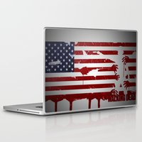 the walking dead Laptop & iPad Skins featuring walking dead by Molnár Roland