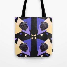 Dface Pattern 2 Tote Bag
