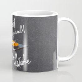 Without Music, Life Would Be a Mistake-Friedrich Nietzsche-vinyl records Coffee Mug