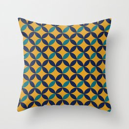 same pattern Throw Pillow