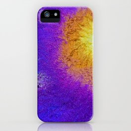"""""""New Planet"""" – Oil Painting iPhone Case"""