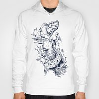 Hoodies featuring I Melt with You by Norman Duenas