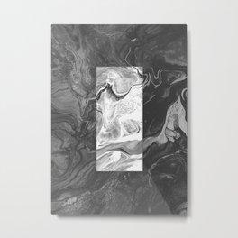 NIGHT CALL Metal Print