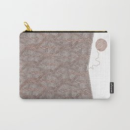 Knitting experience Carry-All Pouch