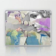 Ghost in the Stone #2 Laptop & iPad Skin