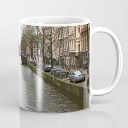 Amsterdam canal 4 Coffee Mug