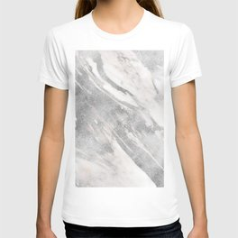 Castello silver marble T-shirt