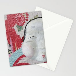 Smile Your Way Through (Japanese Goddess of Mirth) 1 Stationery Cards
